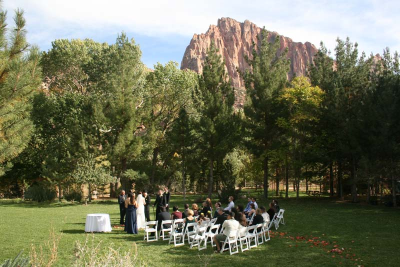 Ceremony In Zion